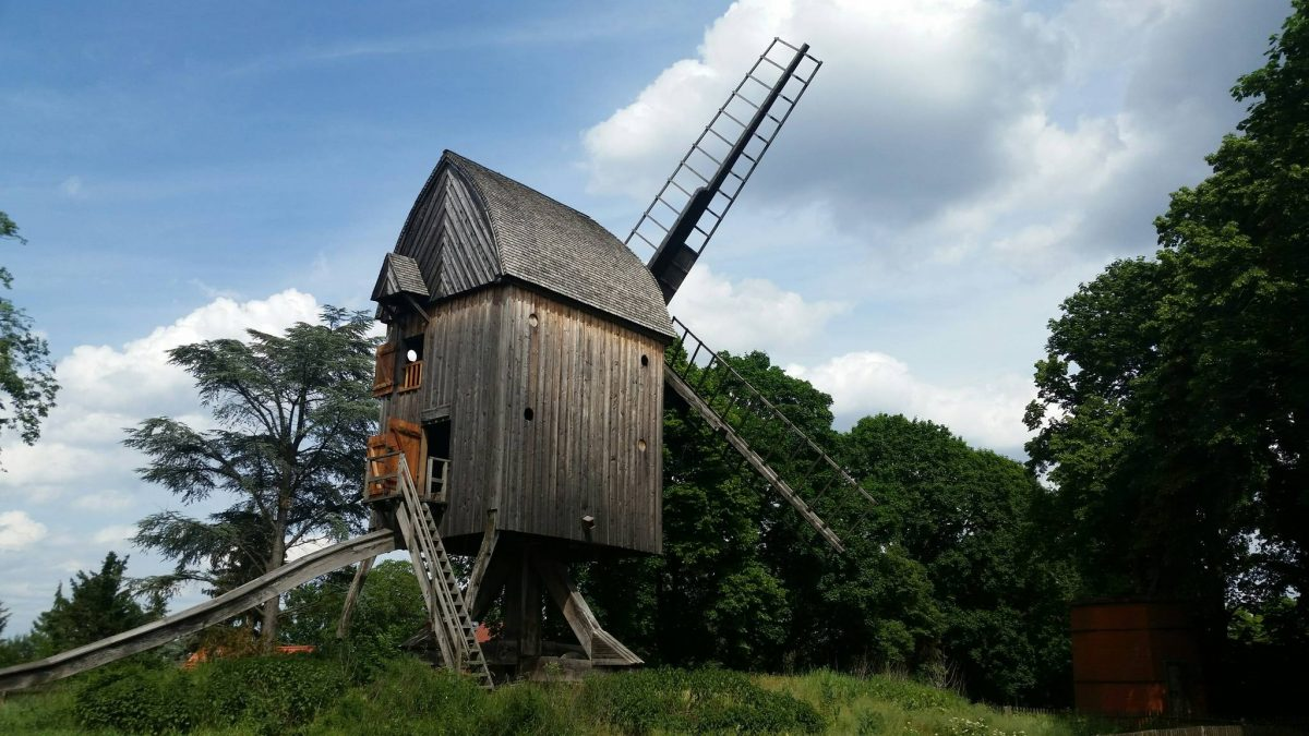Windmühle Kladow