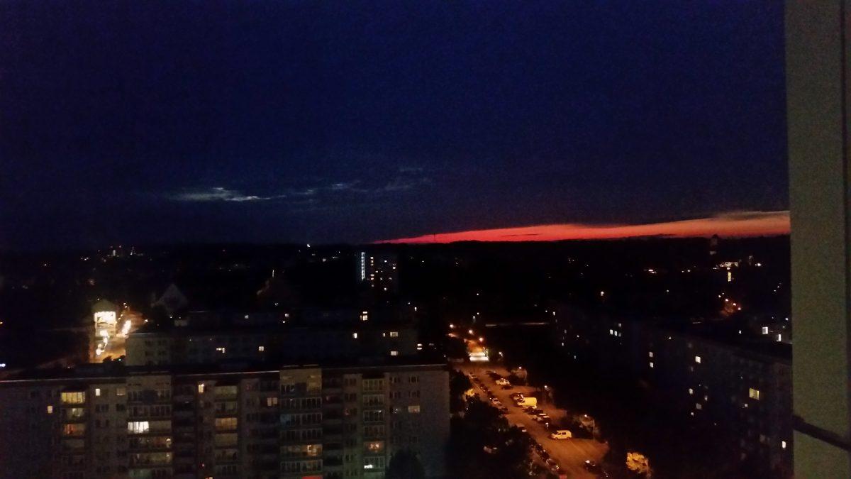 Chemnit by Night