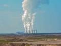Kraftwerk weit weg