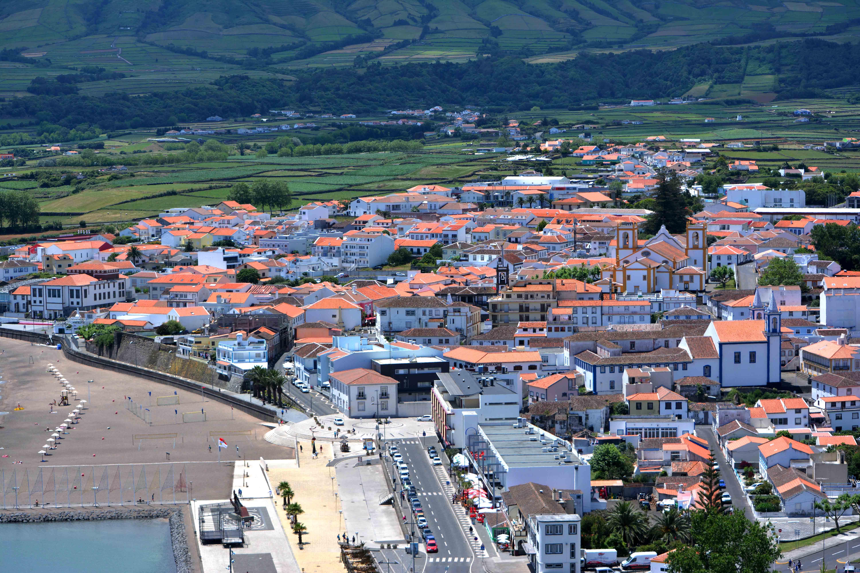 Altstadt Vittorio von oben